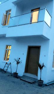 Nigerian artiste Davido's new house