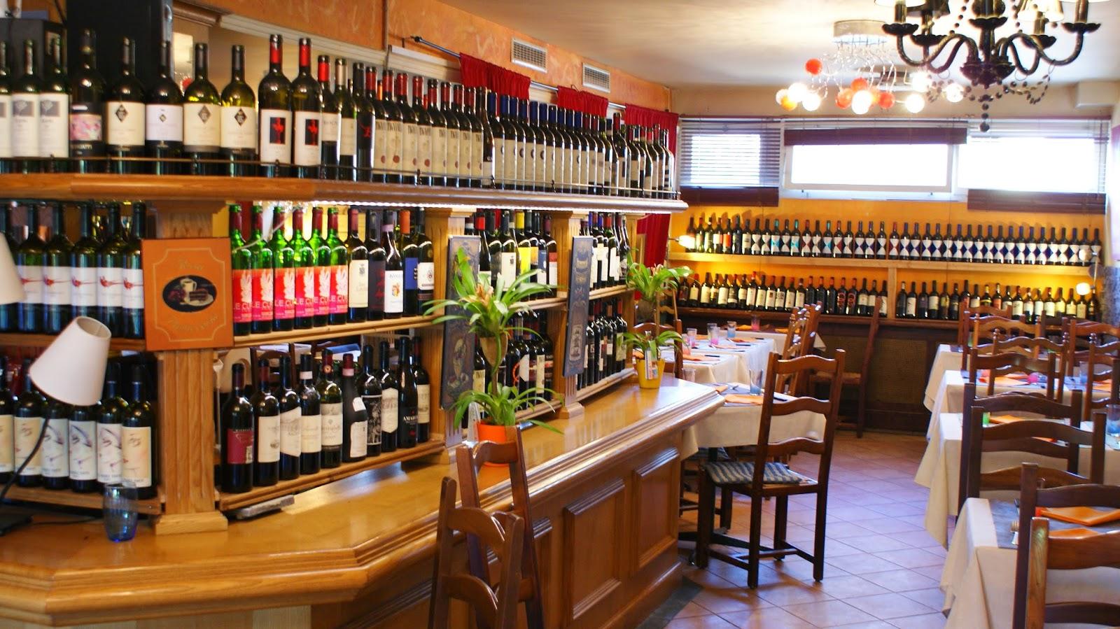 Restaurant Italien Place Des Ternes