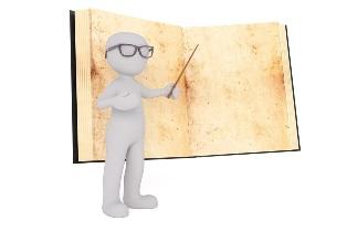 foto di maestri con gli occhiali