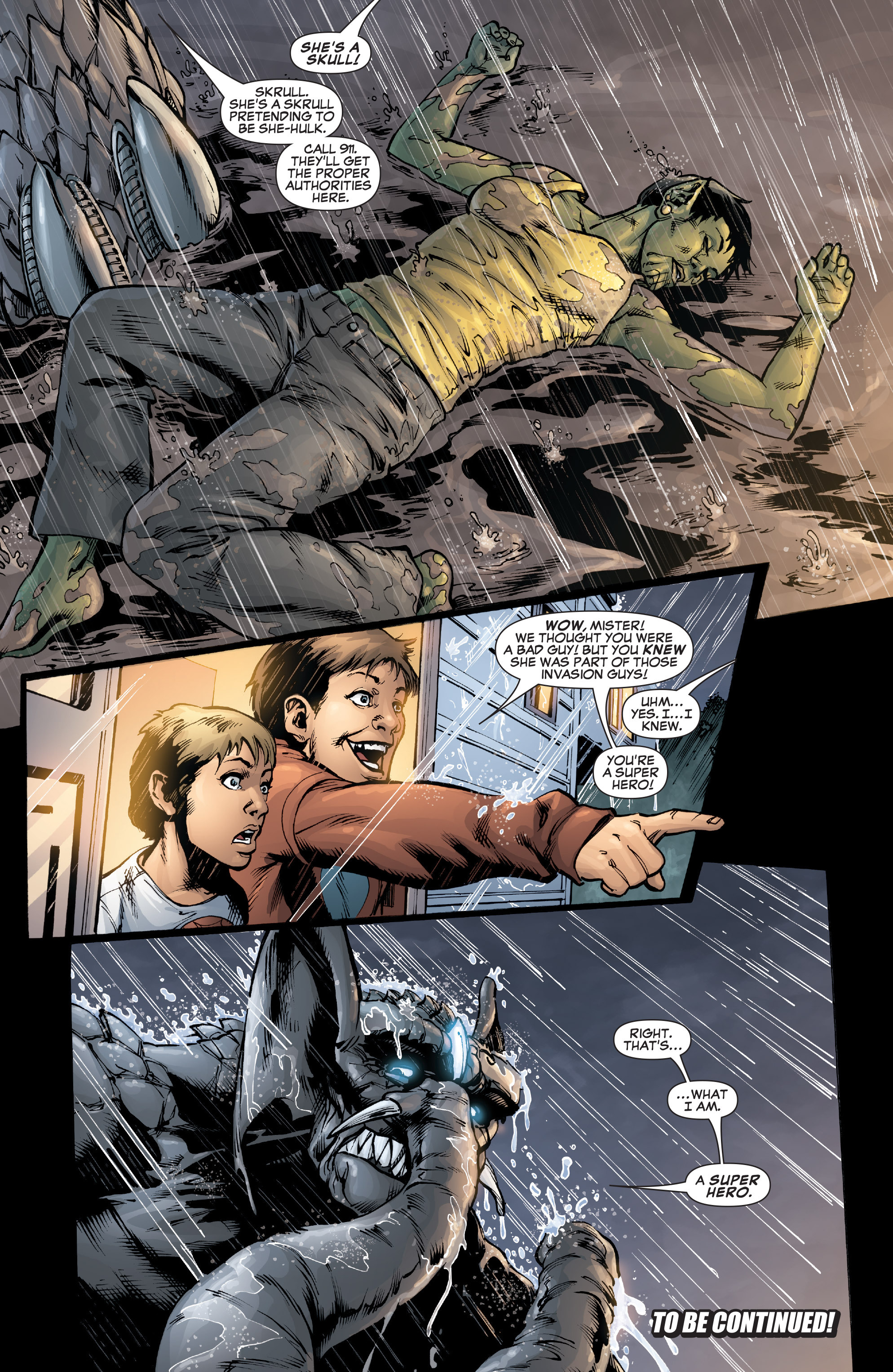 Read online She-Hulk (2005) comic -  Issue #37 - 24