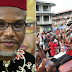 IPOB Leader, Nnamdi Kanu finally breaks silence over his absence