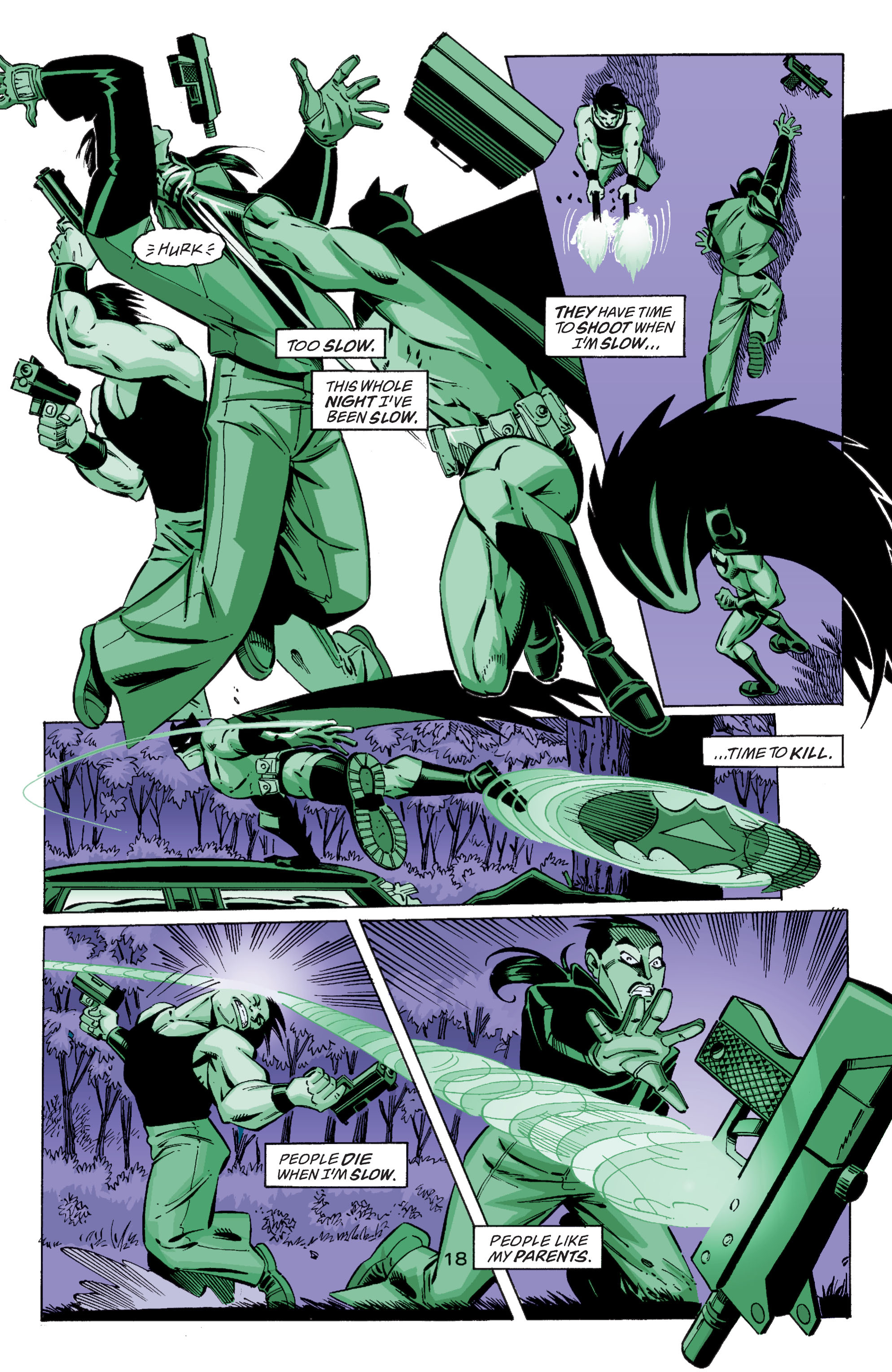 Detective Comics (1937) 757 Page 18