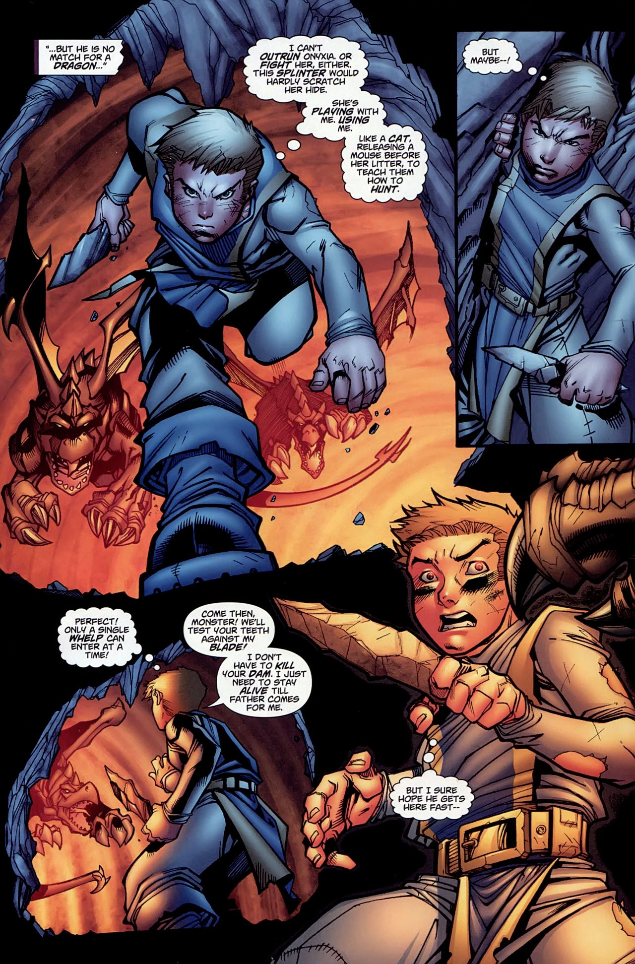 Read online World of Warcraft comic -  Issue #13 - 14