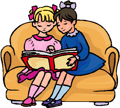 All Cliparts: Reading Clipart