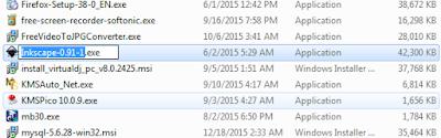 Cara merubah File Format di Komputer / Windows explorer
