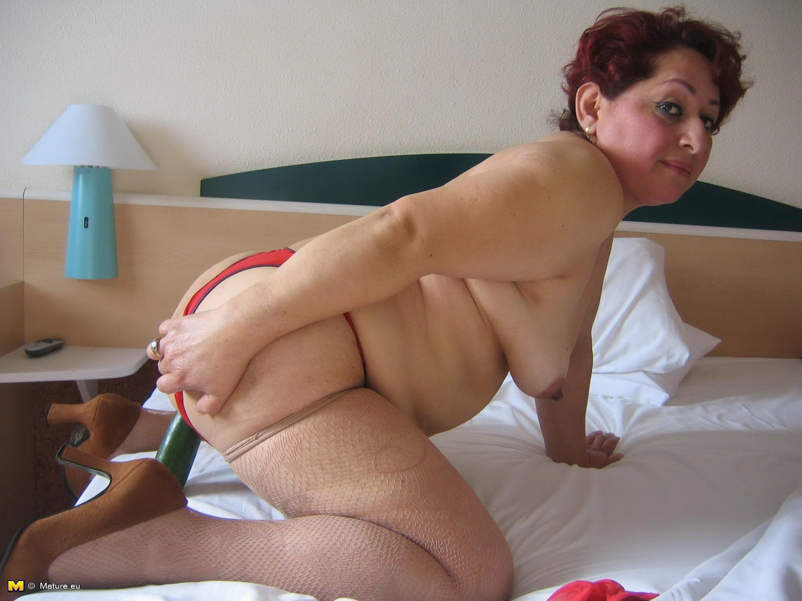Mature latina solo