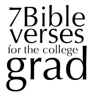 Bible Quotes For Graduation. QuotesGram
