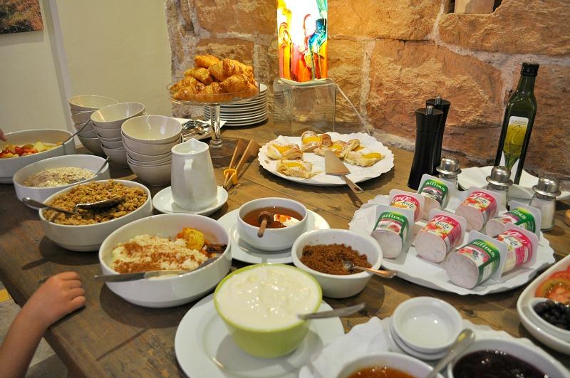 hotel Palau Sa Font breakfast