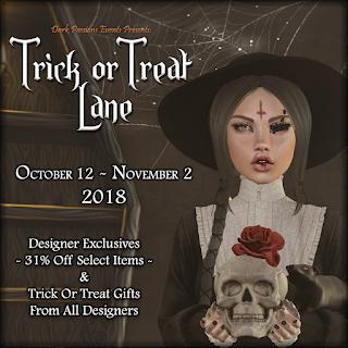 Trick Or Treat Lane