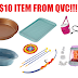 Free Item From QVC + Free Shipping With $10 off Coupon! Get Free Toys, Kitchen Items, Soap, Socks or anything else!