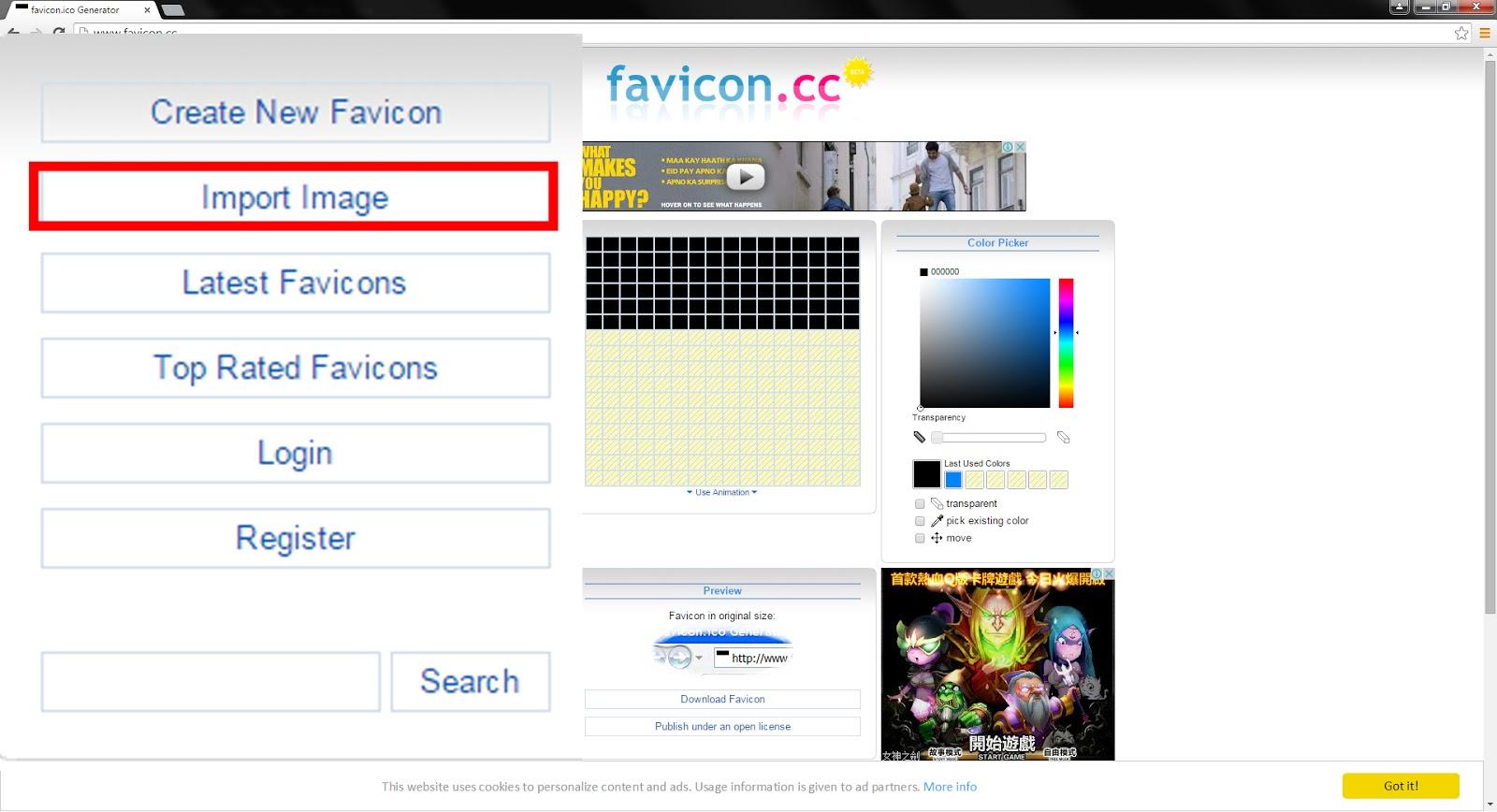 Change ico html website - Doc ai neuron yale youtube