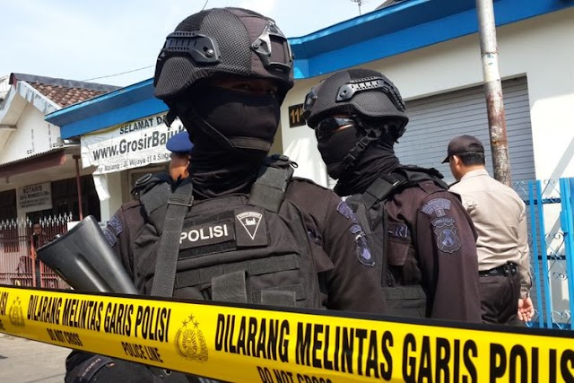 Densus 88 Gulung 7 Terduga Teroris: 2 Tewas Ditembak