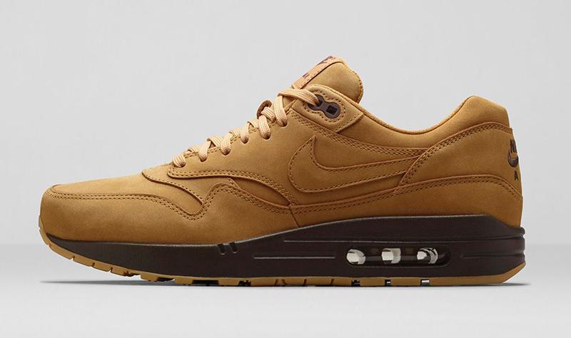 designer fashion 35289 d3190 New Nike in Store Saturday 11.1.14. Nike Air Max 1 QS. Flax, Baroque Brown  ...