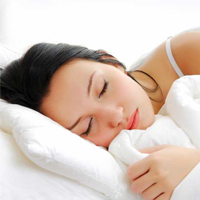 Parlak Cilt için Uyku