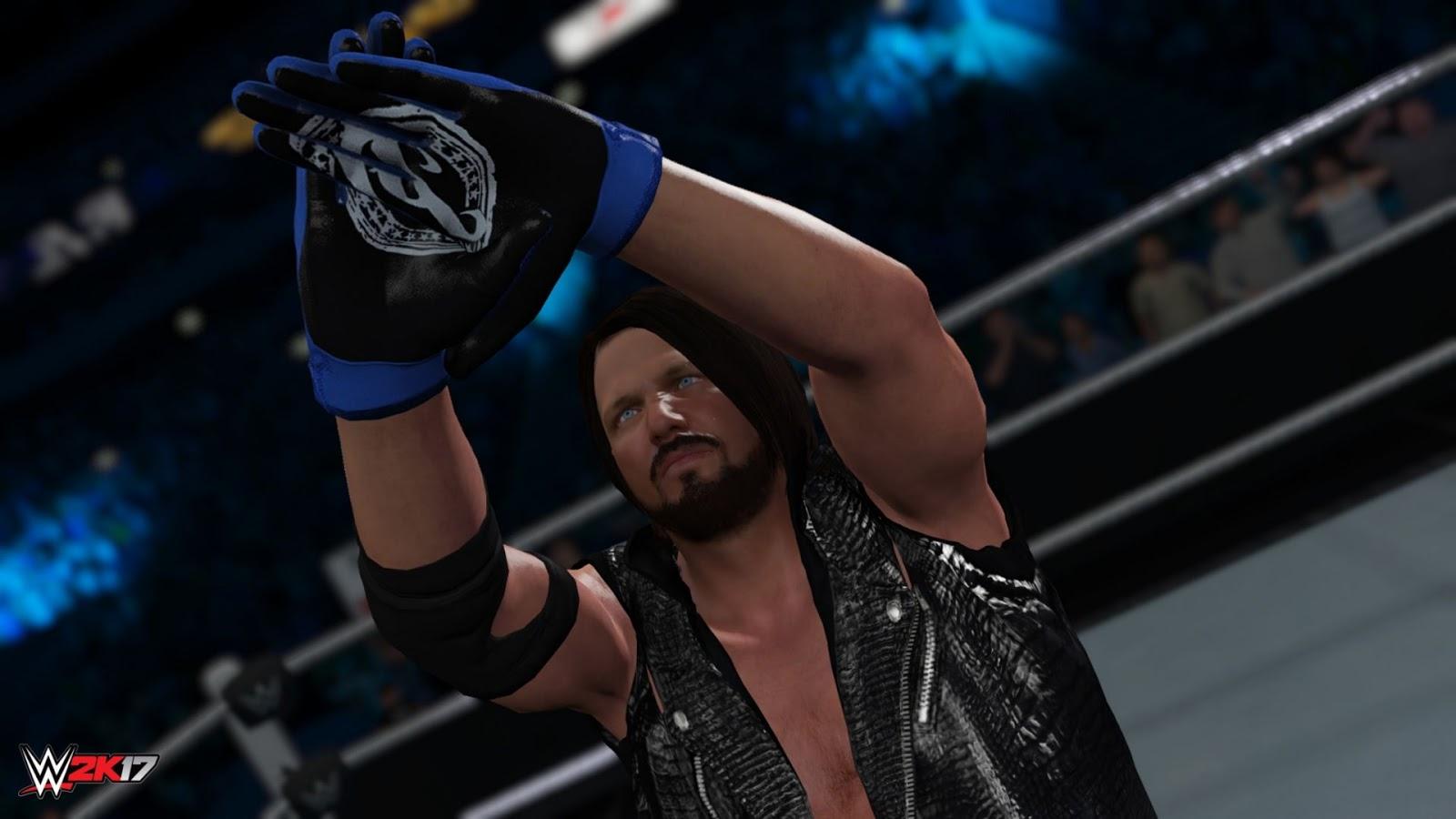 WWE 2K17 ESPAÑOL XBOX 360 Descargar (Región FREE) (PROTOCOL) 6