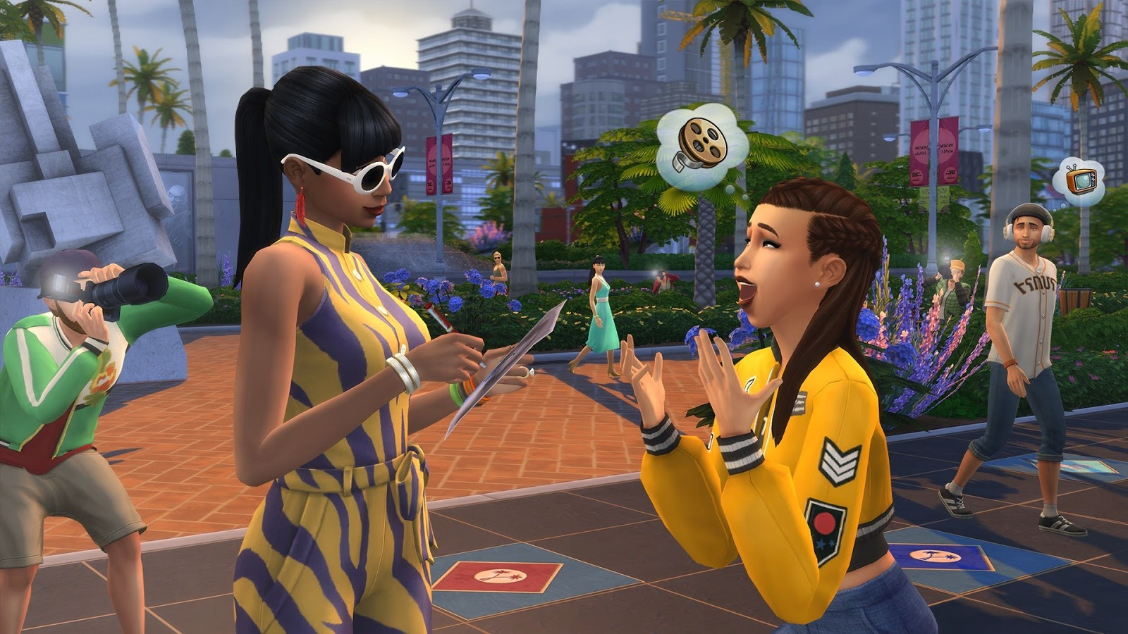 Los Sims 4 Rumbo A La Fama PC ESPAÑOL + Updates (CODEX) 1