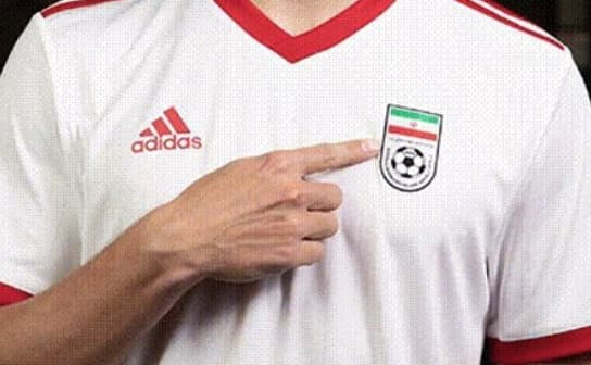 イラン代表 2018 ユニフォーム-ワールドカップ-ホーム