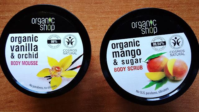 Naturalna pielęgnacja ciała - kosmetyki Organic Shop