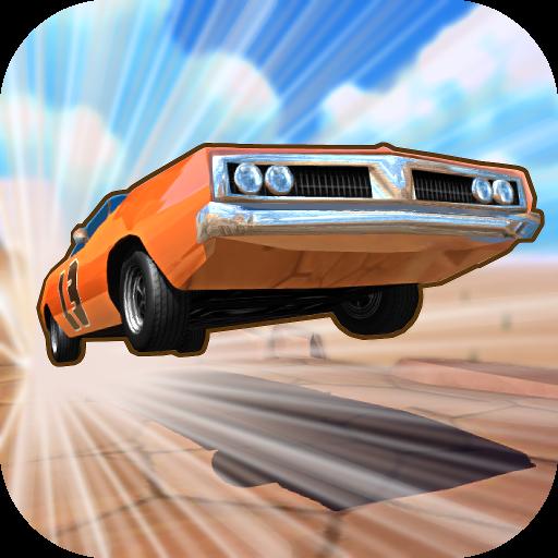 لعبة Stunt Car Challenge 3 v2.07 مهكرة للاندرويد نقود لا نهاية