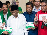 PPP Jakarta Kubu Romi Putuskan Dukung Ahok-Djarot