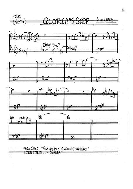 Partitura Violonchelo Scott Lafard
