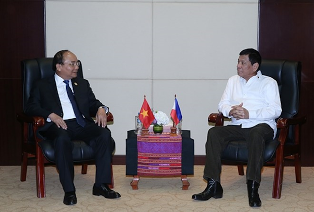 Duterte to raise South China Sea issue in Vietnam trip