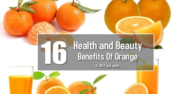 16 Health And Beauty Benefits Of Orange Fruit With Nutritional Values