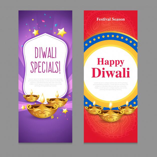 Diwali dhanteras Greeting cards :