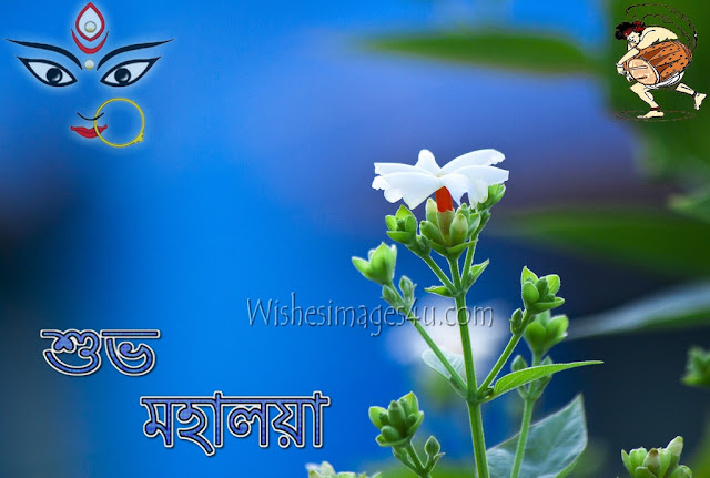 Mahalaya Wishes photo in hd 2019
