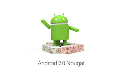 logo Nougat Android 7.0