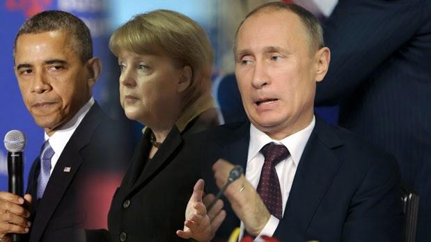 Υπόθεση Γερμανία: Μεταξύ Ρωσίας και ολέθρου
