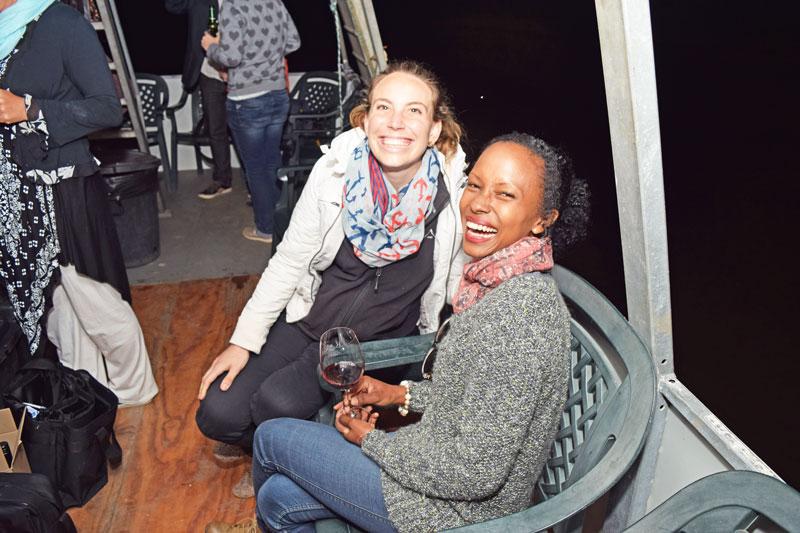 DSC 5313906 Stanford Wine Route Launch: Don Gelato, African Queen