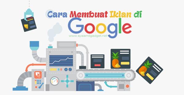 Cara Membuat Iklan di Google