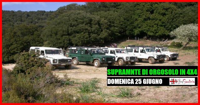 FOTO SUPRAMONTE DI ORGOSO IN 4X4 CON BUYSARDINIA