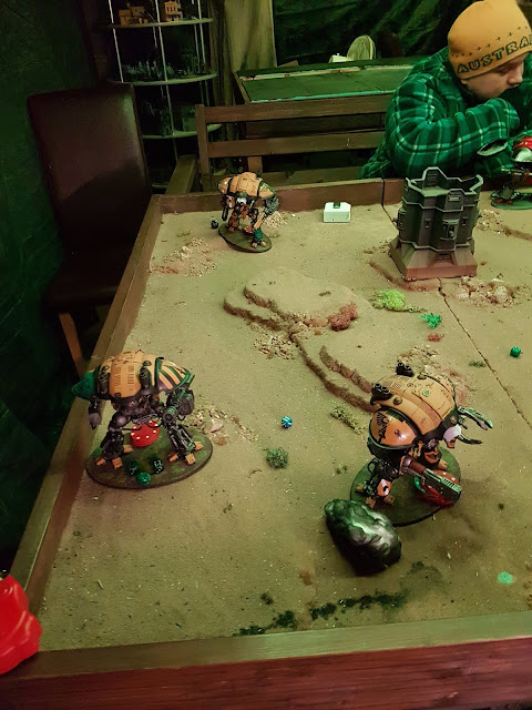 warhammer 40k imperial knights day bash joust