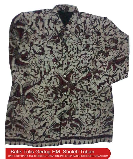 4 Penemu Batik Tulis: KAIN TENUN GEDOG TUBAN