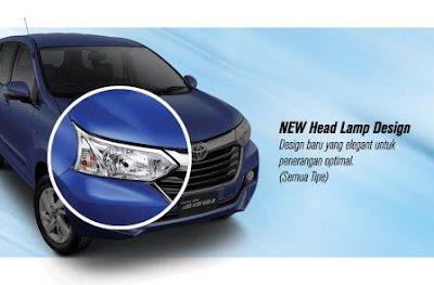 Toyota New Avanza