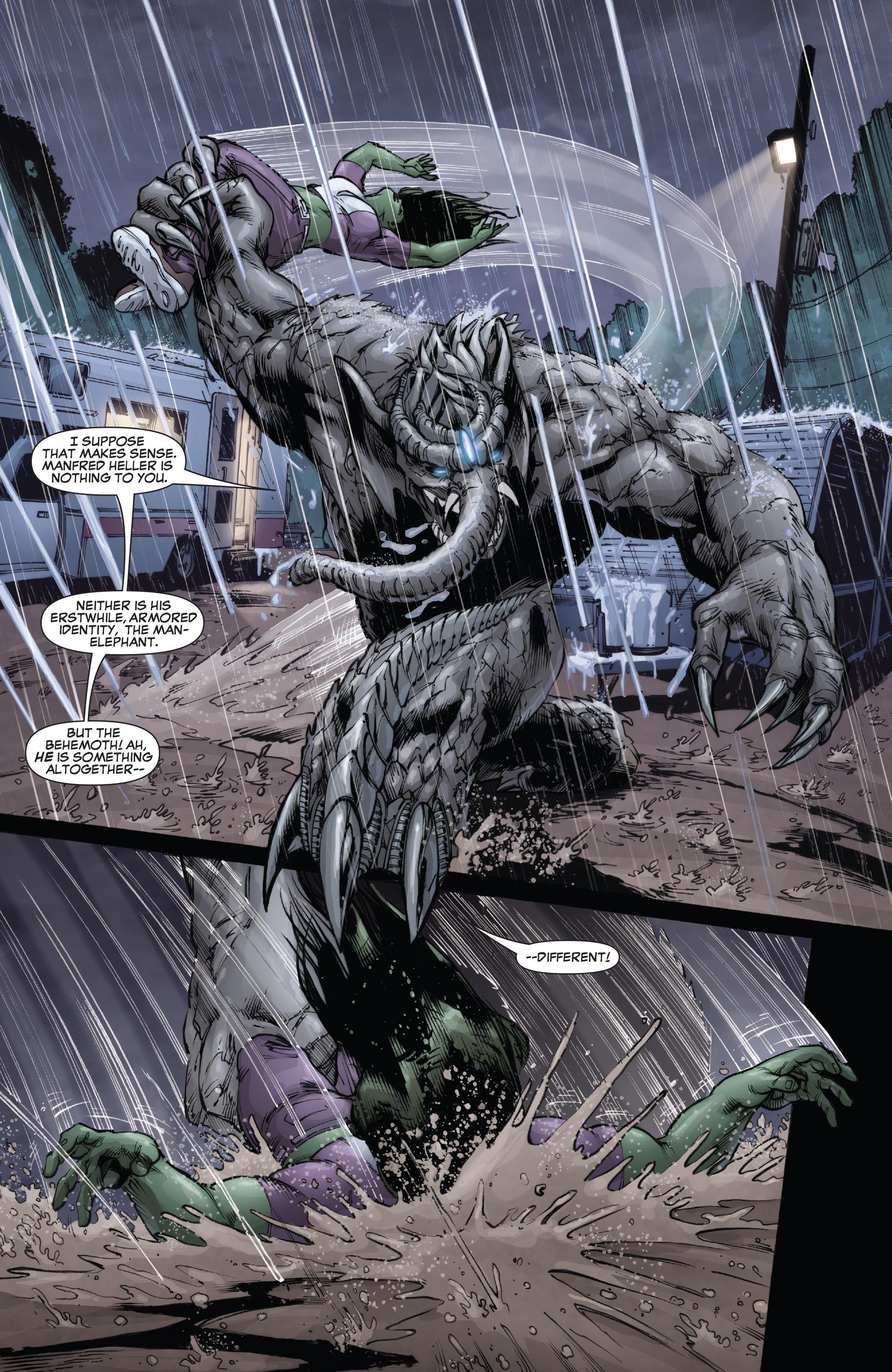 Read online She-Hulk (2005) comic -  Issue #37 - 9