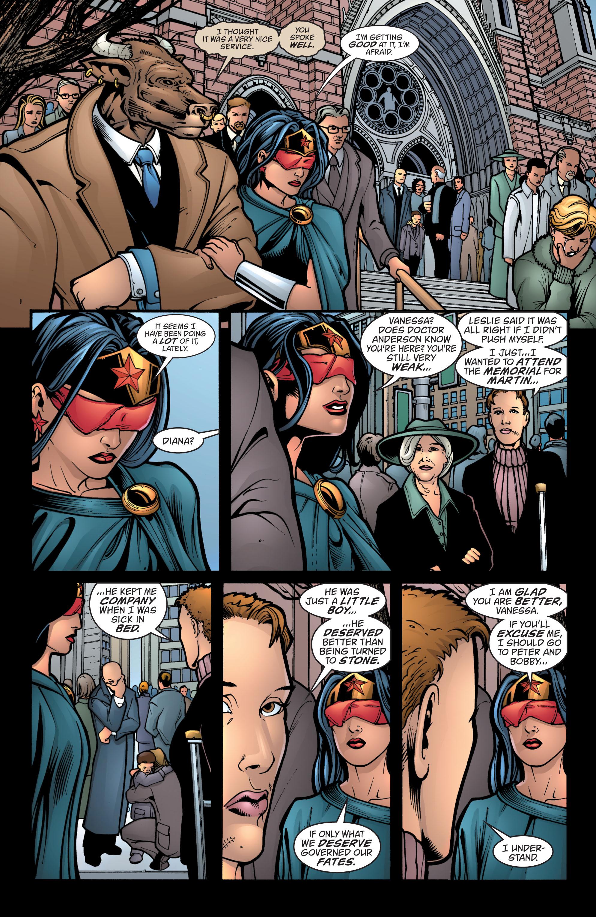 Read online Wonder Woman (1987) comic -  Issue #212 - 20
