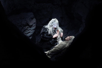 ENO - Tristan and Isolde, Act 3 - Heidi Melton, Stuart Skelton - photo Catherine Ashmore
