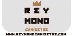 """""""rey-mono-camisetas""""/"""