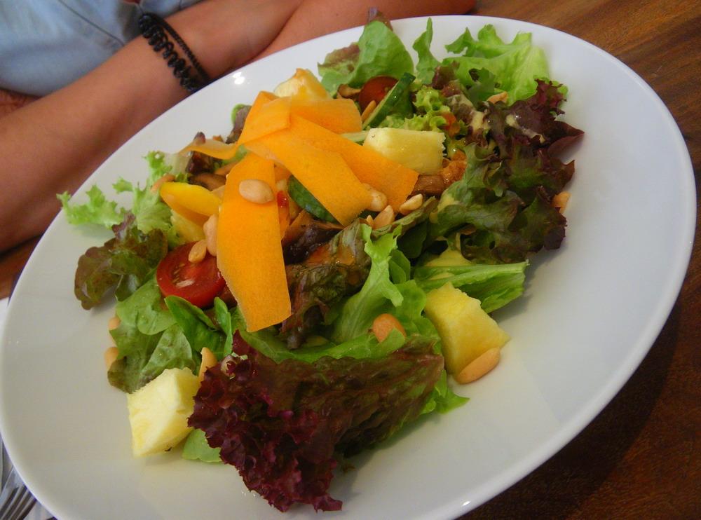 auswärts essen regensburg: lunch im milians in straubing - Haus Der Küche Straubing