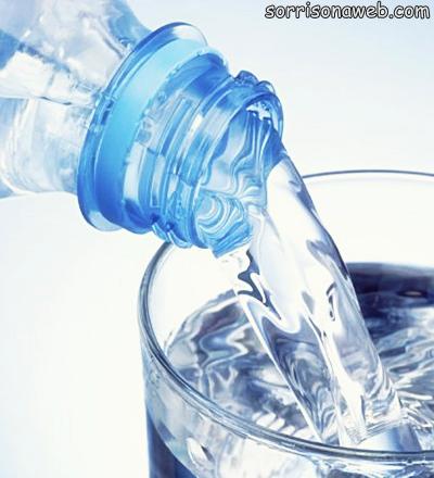 Água mineral - Sorriso na Web