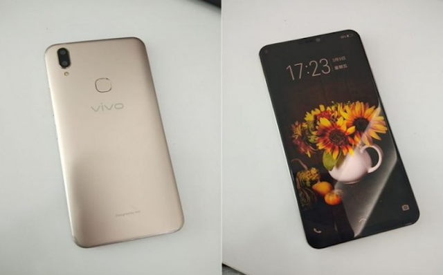 Vivo V9 Live Images Leaked Ahead of March 27 India Launch