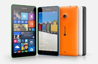 Microsoft, Lumia 535, smartphone, Lumia