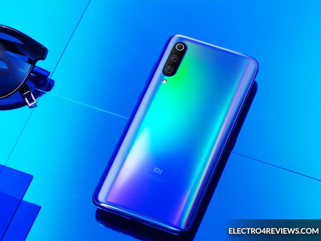 A new teaser from Xiaomi for the premium Mi 9 phone