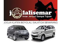 Jadwal Travel JolaliSemar Semarang - Klaten PP