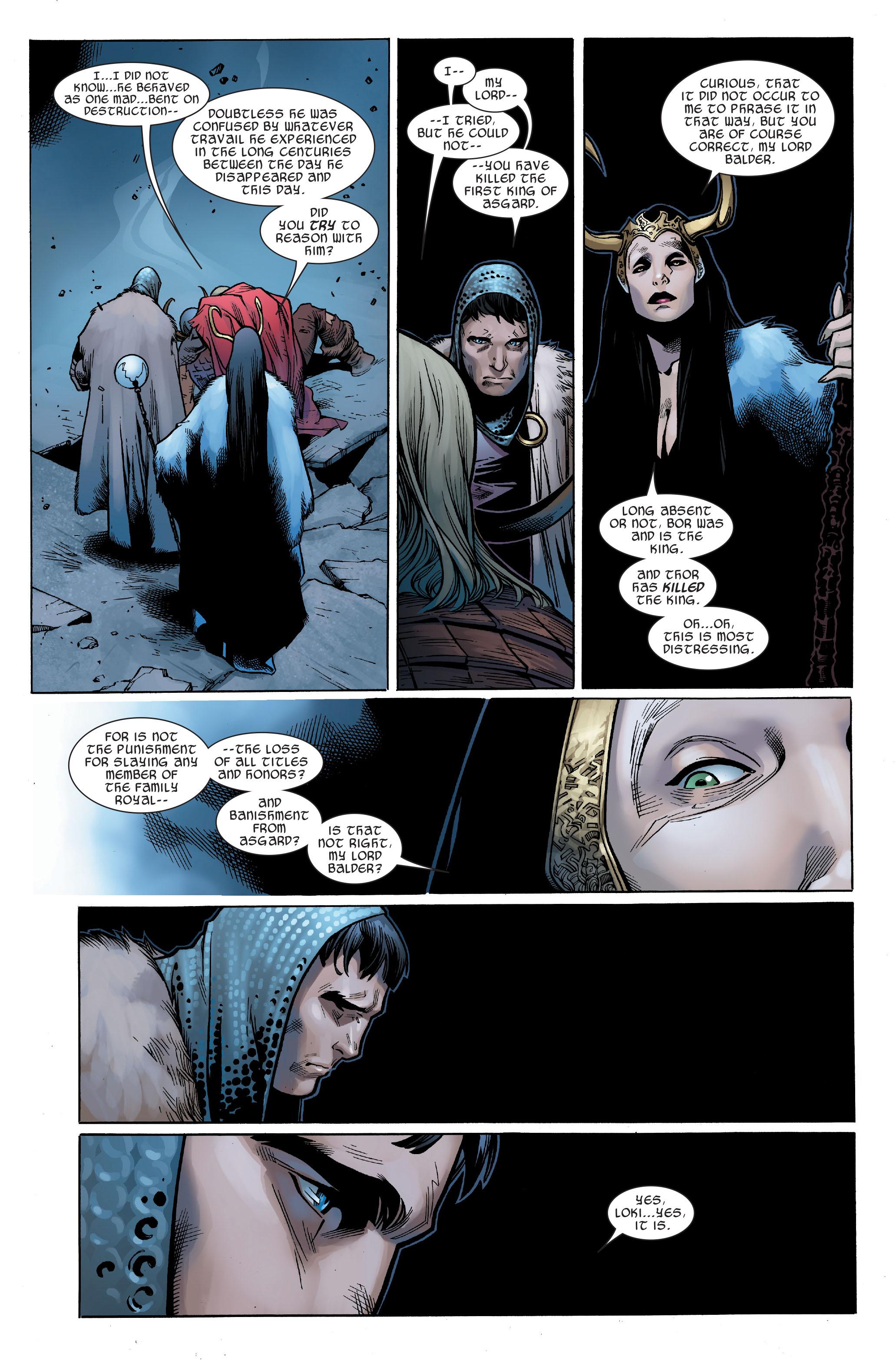 Thor (2007) Issue #600 #13 - English 39