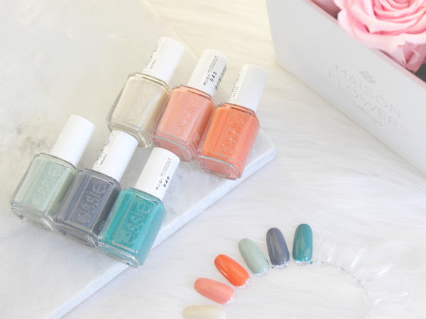 Essie Spring 2018 Collectie
