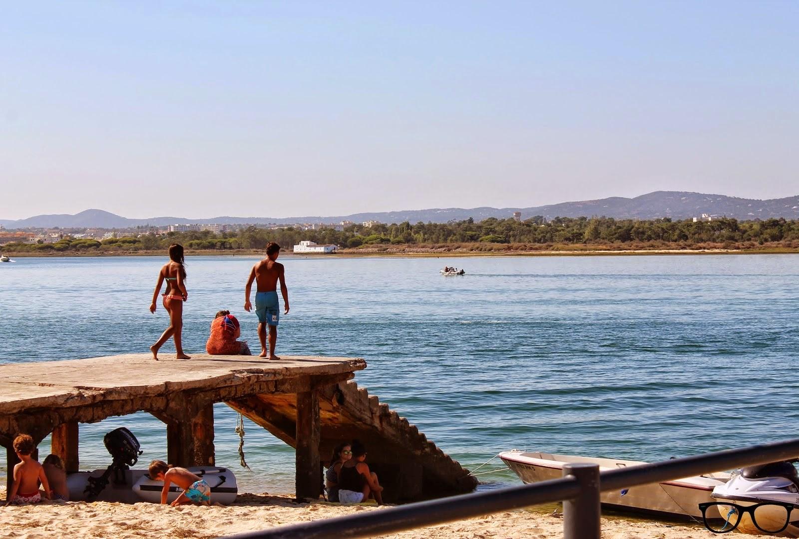 Muelle Isla de Armona